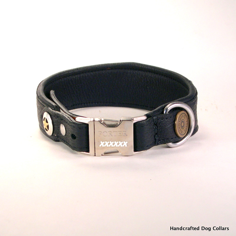 Custom Alligator Dog Collars